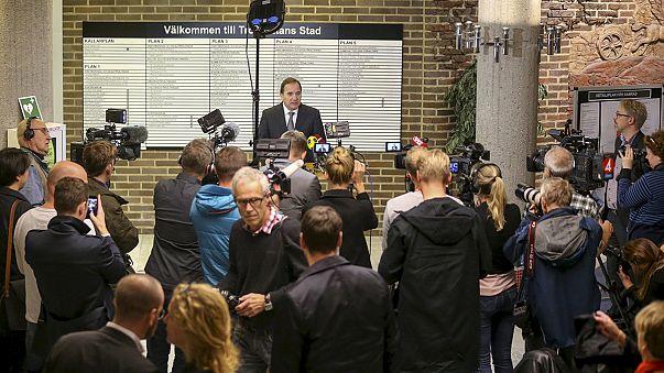 Un enmascarado con un sable mata a un alumno de 11 años y un profesor en una escuela sueca