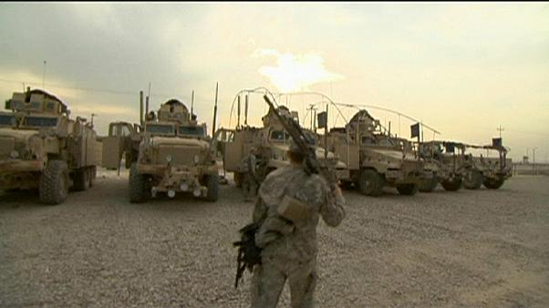 Kuzey Irak'ta ABD ve Peşmerge'den IŞİD'e karşı rehine operasyonu