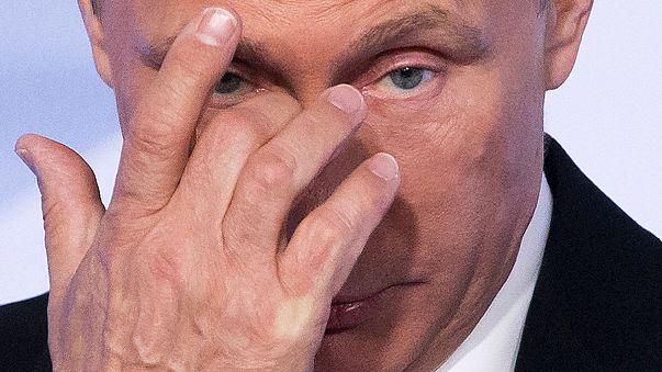 Vladimir Poutine en pleine offensive diplomatique sur la Syrie