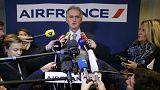Trabalhadores da Air France e administração tentam evitar 2900 despedimentos