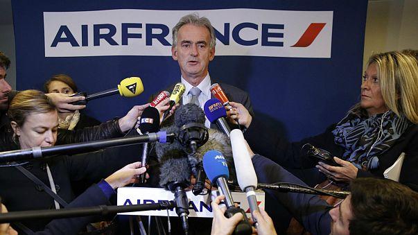 Air France сократит в 2016 году одну тысячу рабочих мест