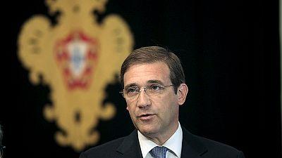 La izquierda portuguesa critica a Cavaco Silva por mandar formar Gobierno al conservador Passos Coelho