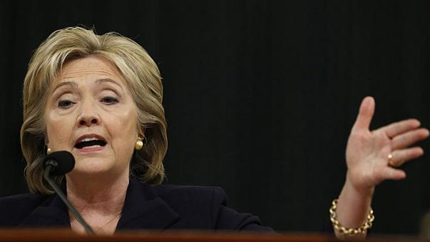 Analysis: Clinton survives hours of questioning over Benghazi attack