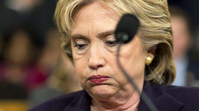 Конгрессмены допрашивали Клинтон 11 часов