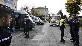 Tragödie in Südwestfrankreich: Dutzende Tote bei Busunfall