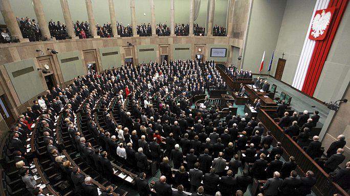 Выборы в Польше: национал-консерваторы празднуют победу