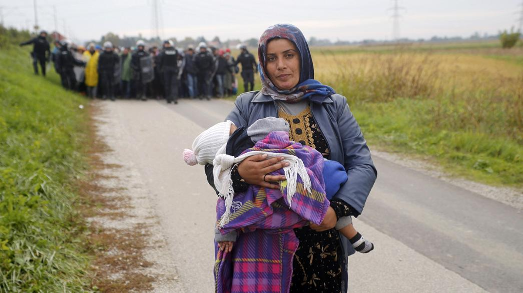 La UE multiplica los esfuerzos para hacer frente a la crisis de refugiados