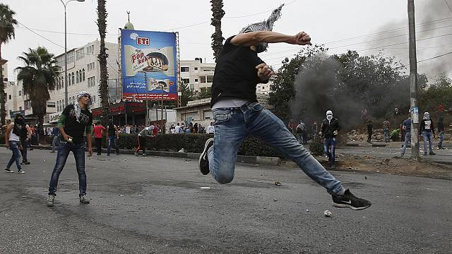 Palestinian groups call for mass protests against Israel