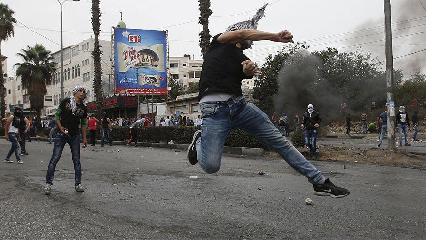 Batı Şeria'da Öfke Cuması