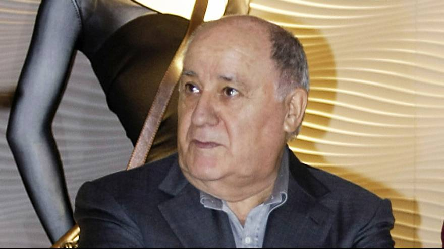 Fortune : Amancio Ortega devance Bill Gates... Momentanément