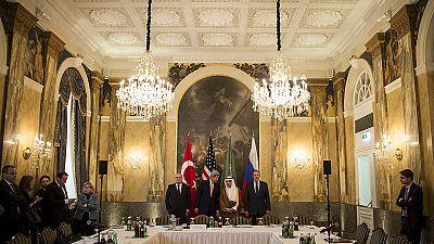 Syrie : ballet diplomatique à Vienne sans avancée