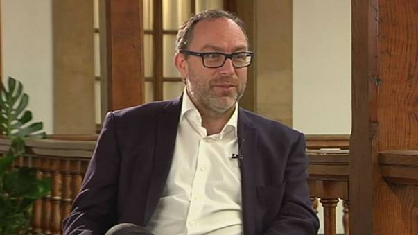 """Wikipedia co-founder Jimmy Wales -""""It is about international people working together"""""""