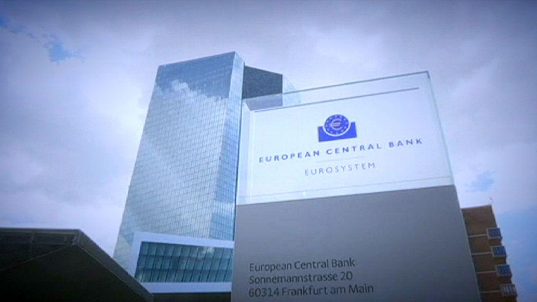 Zona Euro: Índice da atividade económica sobe em outubro