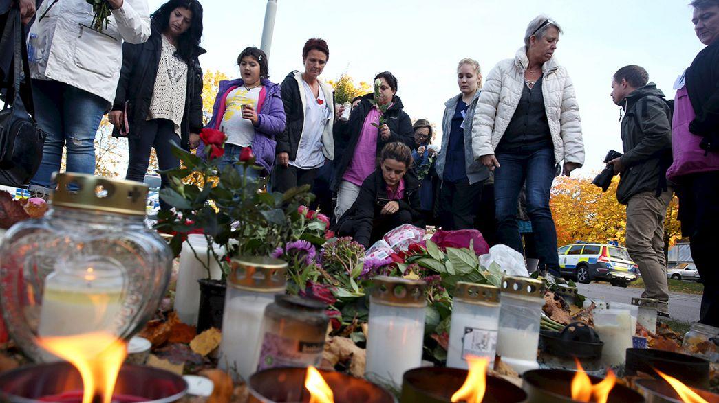 El autor del ataque contra una escuela en Suecia actuó movido por el odio a los extranjeros