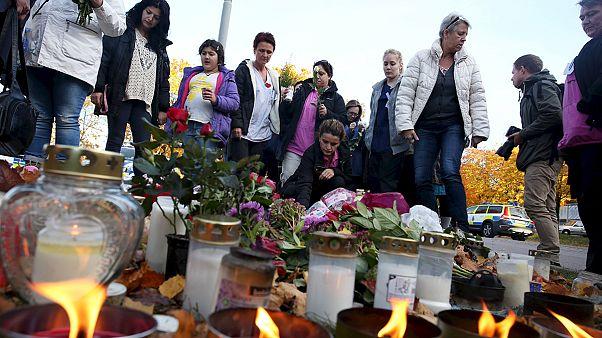 Recueillement et indignation en Suède après la tuerie au sabre dans une école