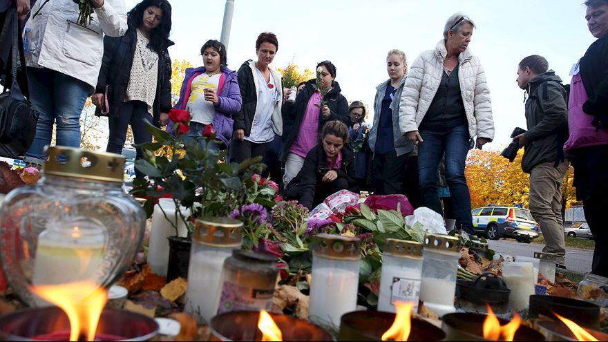 Suécia: Ataque à escola foi crime racista