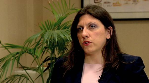 "Zoe Konstantopoulou: ""The greek debt is illegal and should not be paid"""