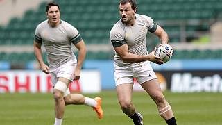 Rugby World Cup: New Zealand and South Africa set for semi-final clash of titans