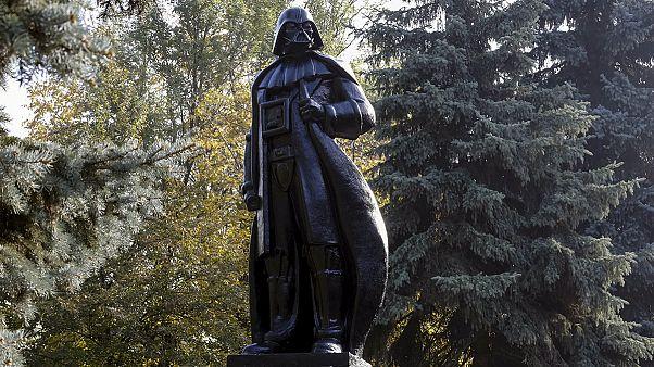 Leninből lett Darth Vader