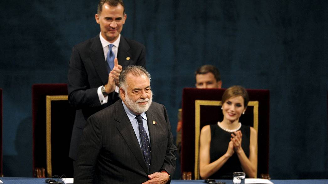 Coppola et Wikipedia parmi les lauréats du Prix Princesse des Asturies