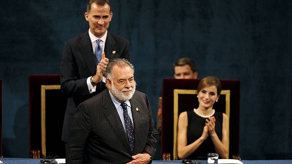 Oviedo glitters for the 2015 Princess of Asturias awards ceremony