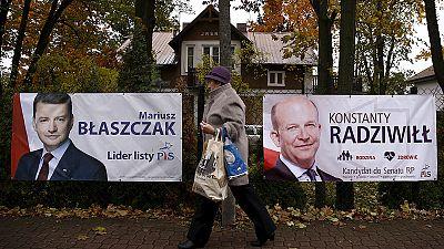 نتائج الانتخابات التشريعية في بولندا مفتوحة على كل الاحتمالات
