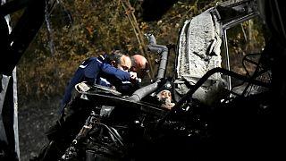 """Fransa: """"Ölümcül kazanın detaylarını bilmek için henüz çok erken"""""""