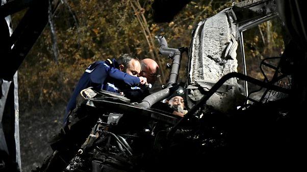 Γαλλία: Τραγωδία στην άσφαλτο