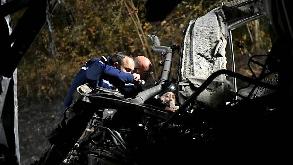 """Acidente em França fez 43 mortos: """"Se as portas não se tivessem aberto, tinhamos morrido todos"""""""