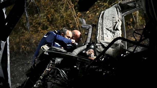 What went wrong? France probes horror bus crash that left dozens dead