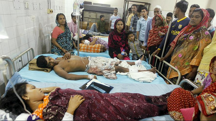 La festividad chií de la ashura, ensombrecida por atentados en Bangladés y Pakistán