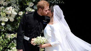 Image: BRITAIN-US-ROYALS-WEDDING-CEREMONY