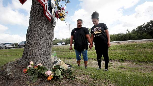 Image: Deadly Shooting At Santa Fe High School In Texas Leaves 10 Dead