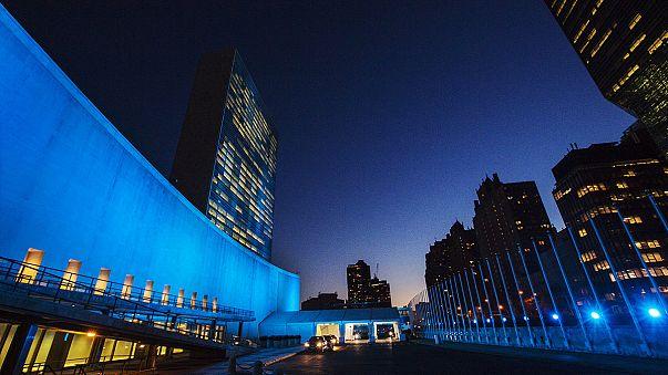 """""""Leuchtturm der Hoffnung"""": Vereinte Nationen feiern 70. Geburtstag global"""