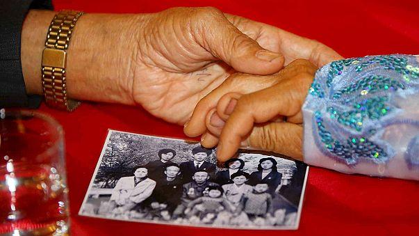 Corées : retrouvailles, après 60 ans d'une douloureuse absence