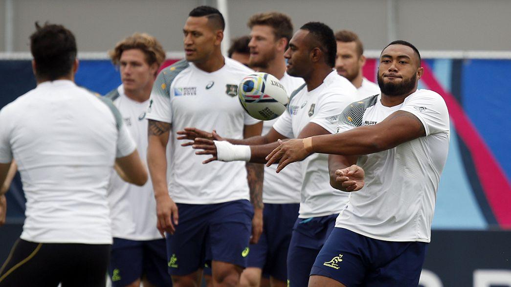 كأس العالم للرغبي: الارجنتين أستراليا... من سيلتقي بالأسود السود