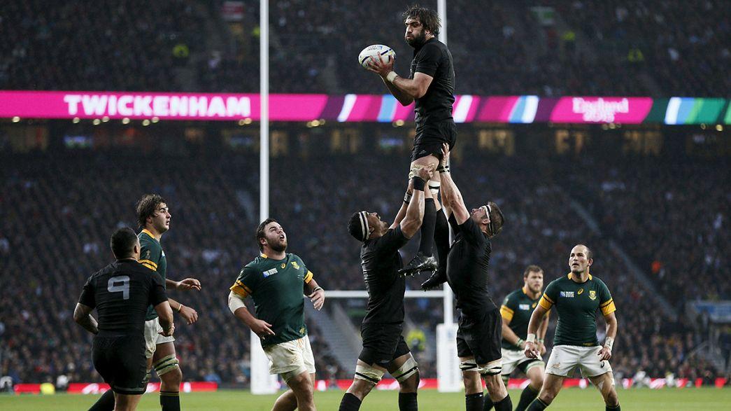Nova Zelândia na final do mundial de râguebi