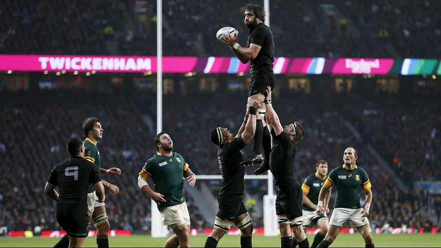 New Zealand secure spot in Rubgy World Cup Final