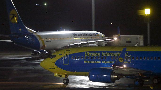 Leállítják a légiközlekedést Ukrajna és Oroszország között