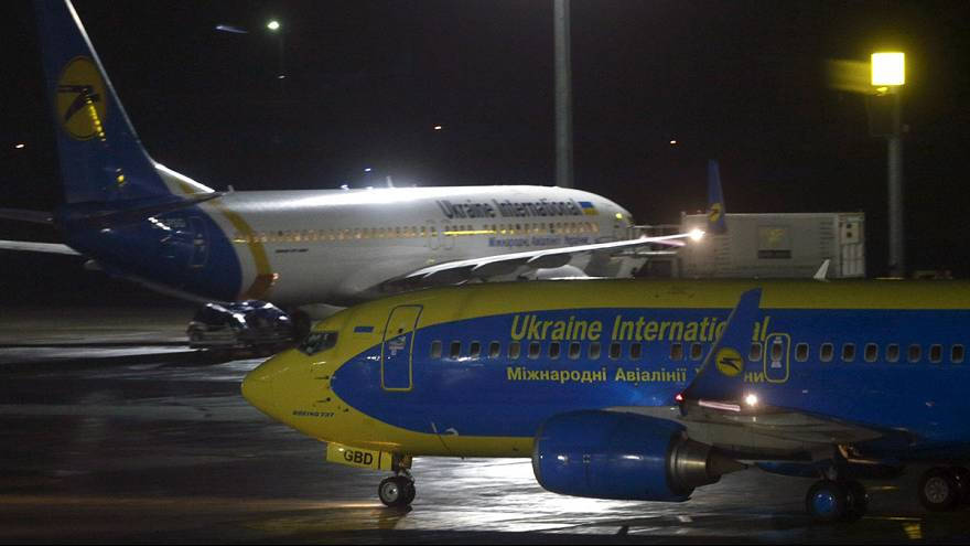 Depuis minuit, plus de vols entre la Russie et l'Ukraine