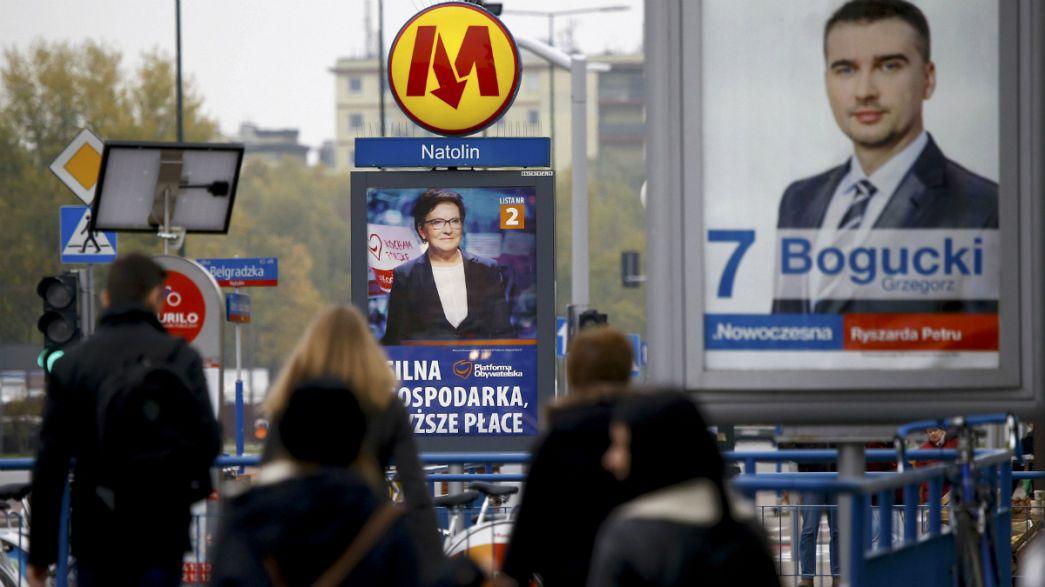 Polen wählt neues Parlament: Welche Frau wird regieren?