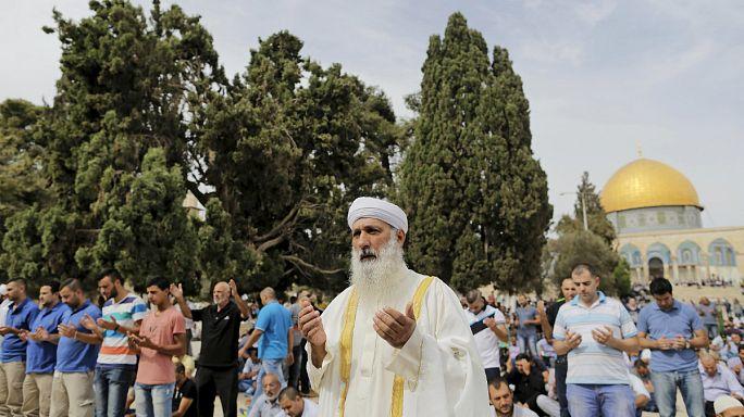 L'esplanade des mosquées sera surveillée par des caméras 24h/24