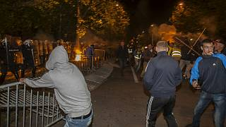 Montenegro: Clashes as demonstrators demand resignation of veteran PM Djukanovic