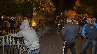 Montenegro: Ausschreitungen bei regierungskritischen Massenprotesten
