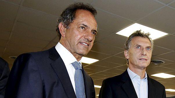 Argentina al voto: il 'molisano' David Scioli verso la Casa Rosada