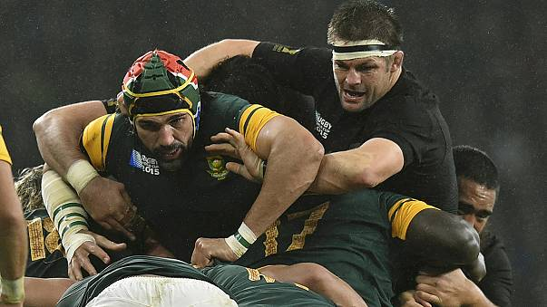 Rugby World Cup 2015: New Zealand defeat South Africa 20-18 to reach Final