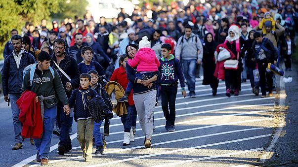 Harapófogóba kerülhetnek a menekültek a Balkánon