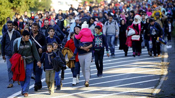 Balkan ülkeleri göçmen krizine karşı ortak tutum aldı