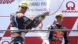 GP Malásia: Oliveira acelera para a 5a vitória em Moto3