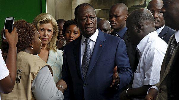 Fildişi Sahilleri'nde devlet başkanlığı seçimi